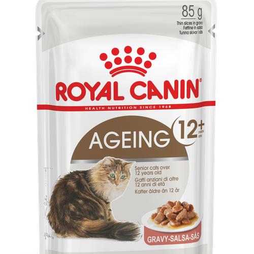 Royal Canin Ageing 12+ gravy 85g