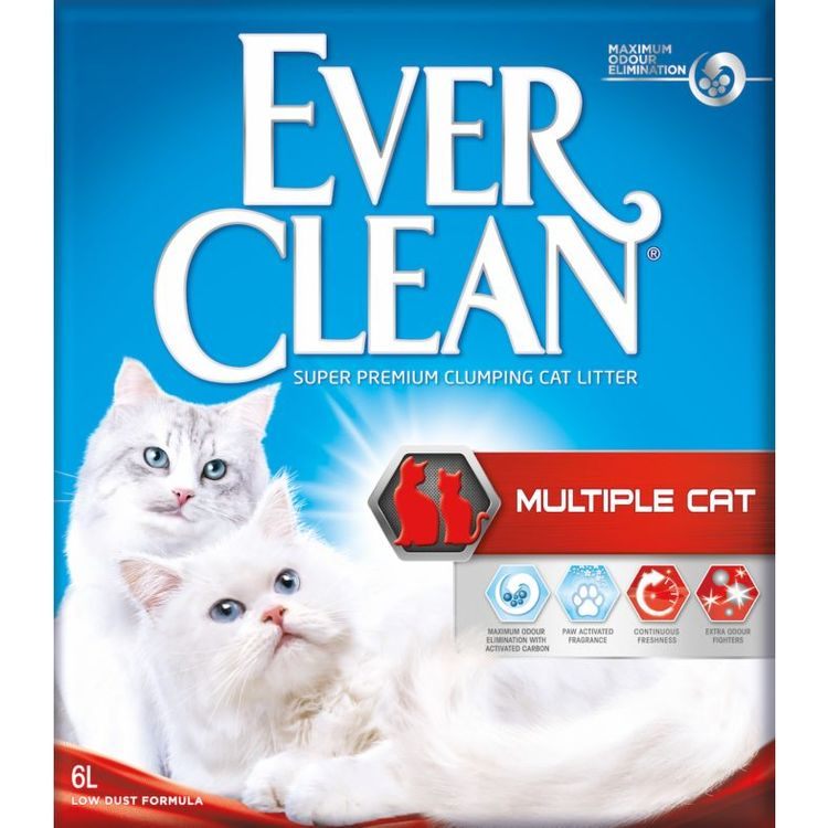 EverClean Multiple Cat - Kampanj!