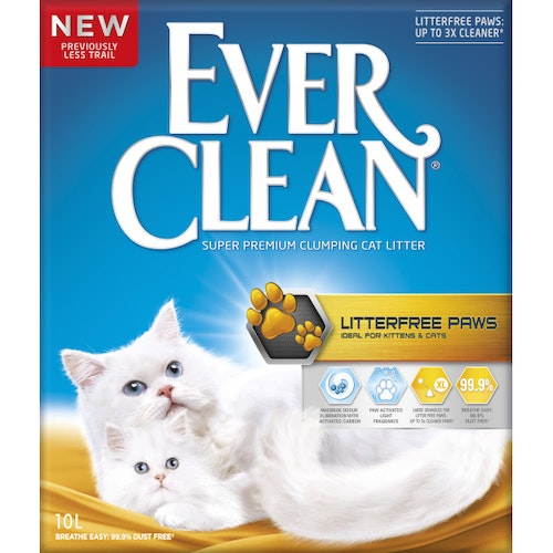 EverClean Litterfree Paws- Kampanj!
