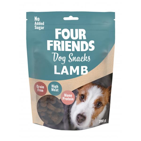 Four Friends Snacks, Lamb