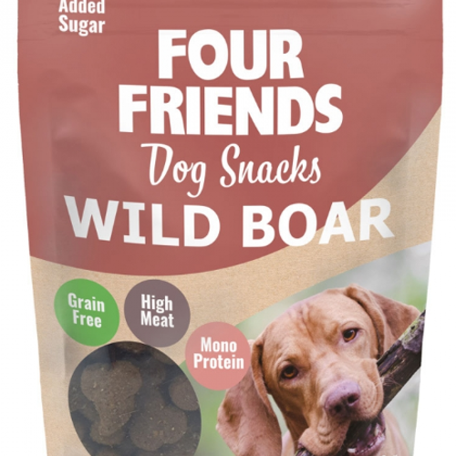 Four Friends snacks, Wild Boar 200g