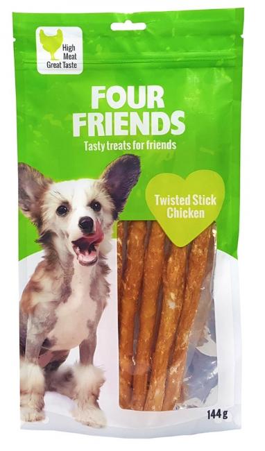Twisted Stick Chicken 25cm