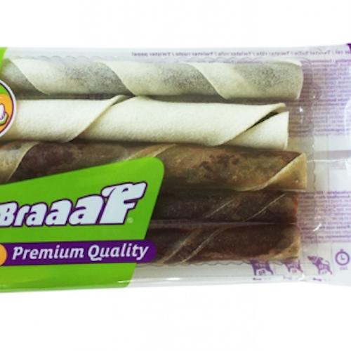 Braaaf Twisted Roll, beställningsvara. Hel kartong (12frp)