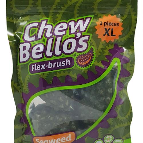 ChewBello´s Seaweed XL 3 st, beställningsvara. Hel kartong.