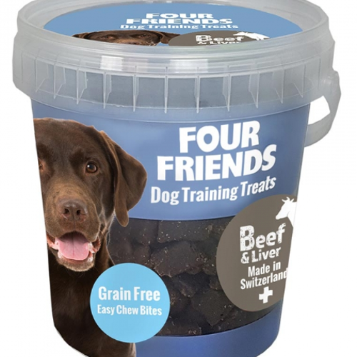 Dog Training Treats Beef & Liver 400g