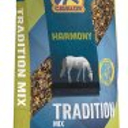 Cavalor TRADITION MIX HÄSTFODER 20KG