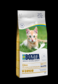 BOZITA KITTEN GRAIN FREE CHICKEN