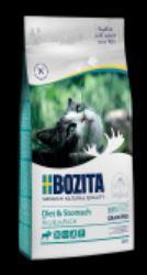 BOZITA DIET & STOMACH GRAIN FREE ELK