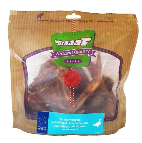 Braaaf Duck Wings Hel låda (8påsar)