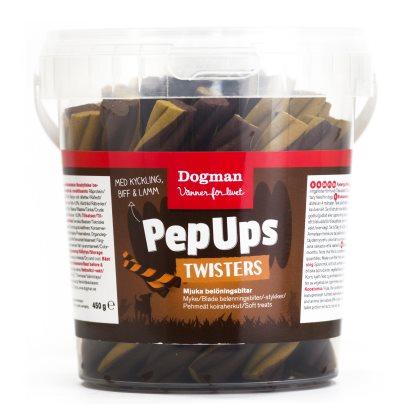 Pep Ups Twisters 3-smak