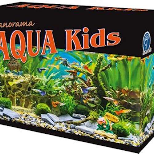 AQUA KIDS PACIFIC BLACK EDITION 28 L 40x24x29CM