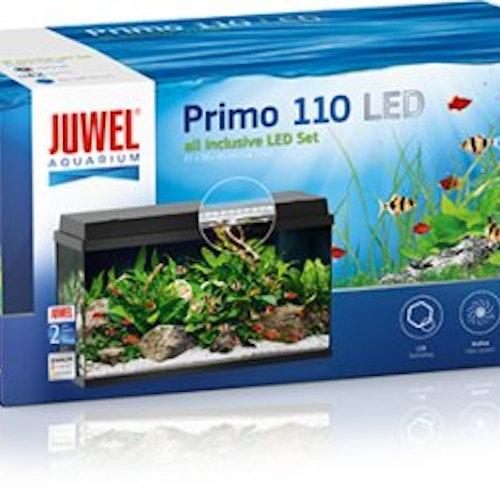 JUWEL AKVARIUM PRIMO 110 SVART 81x36x45 CM ca110L