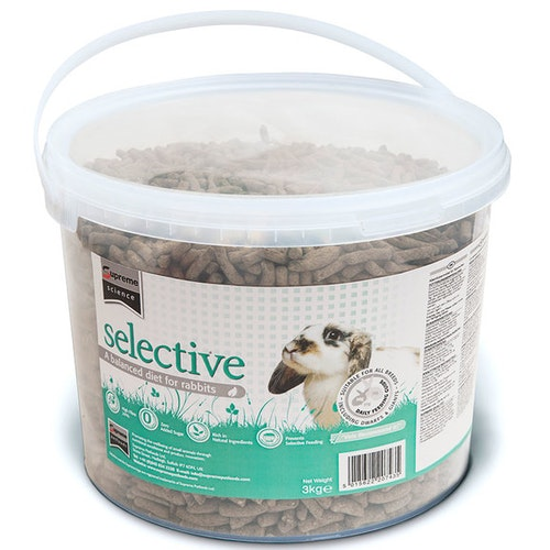 Selective Rabbit 3 kg Bucket