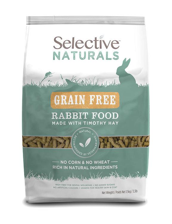 Selective Rabbit Grain Free 1,5 kg
