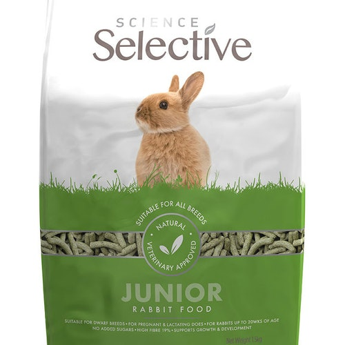Selective Junior Rabbit 1,5 kg