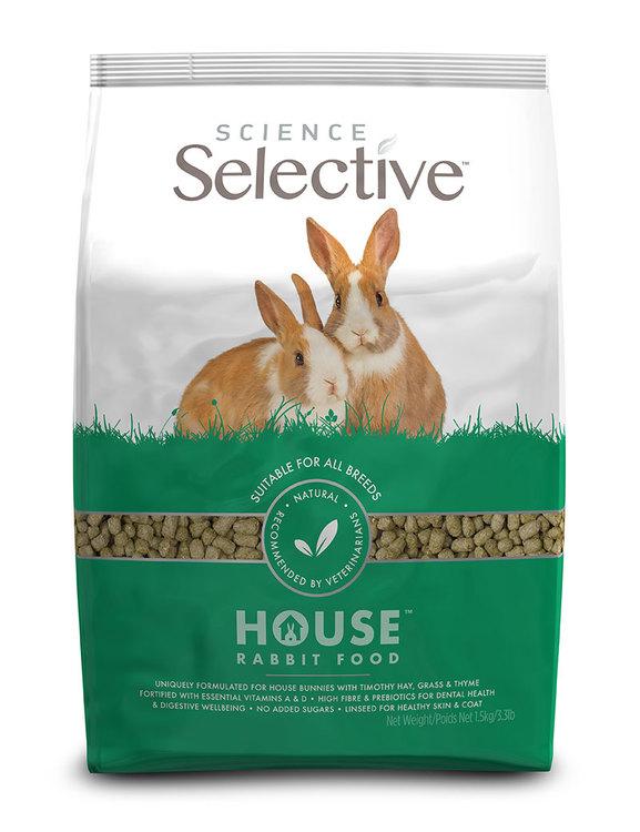 Selective House Rabbit 1,5 kg