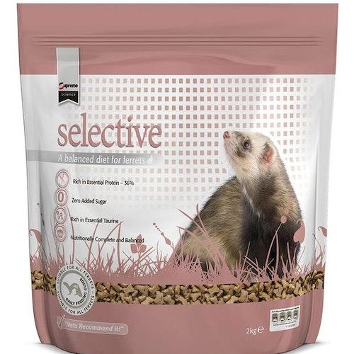 Foder till iller. Selective Ferret 2kg