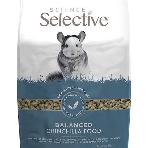 Selective Chinchilla 1,5kg