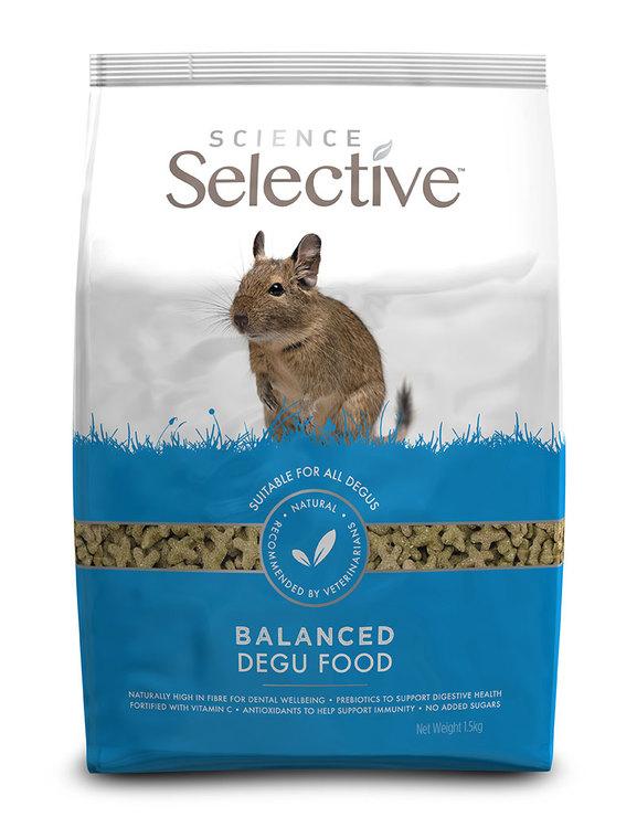 Selective Degu 1,5 kg
