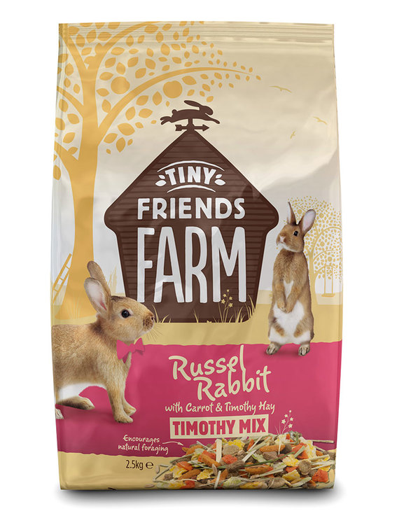 TFF Rabbit Timothy Mix