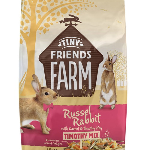 TFF Rabbit Timothy Mix