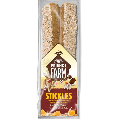 Sup Stickles Oats & Honey 100g