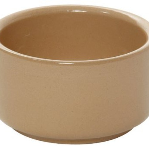 Matskål hamster keramik
