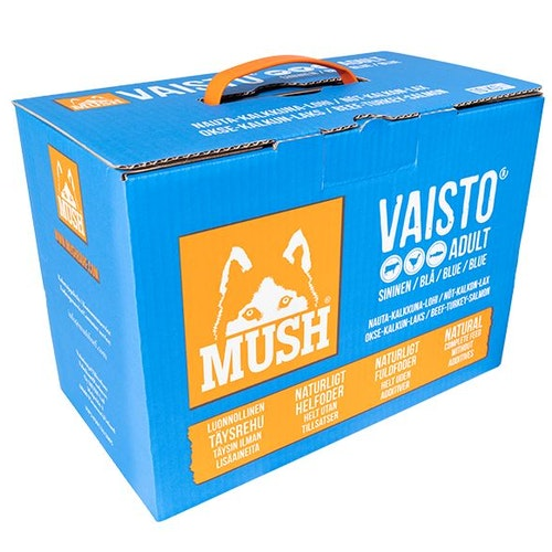 Mush Vaisto® Blå 10kg