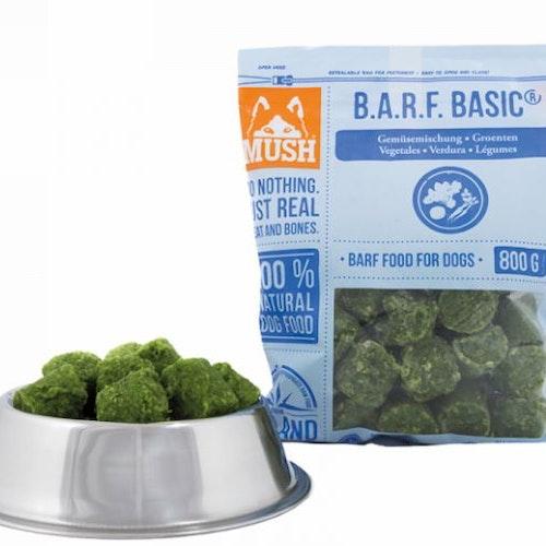 MUSH B.A.R.F. Basic® Grönsaker 800g