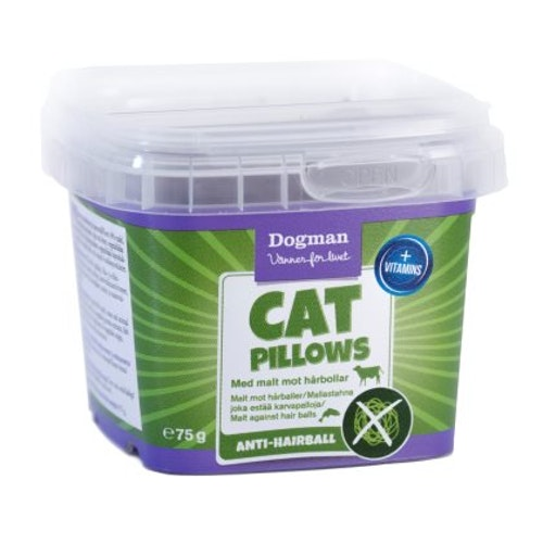 Cat Pillows anti-hårboll