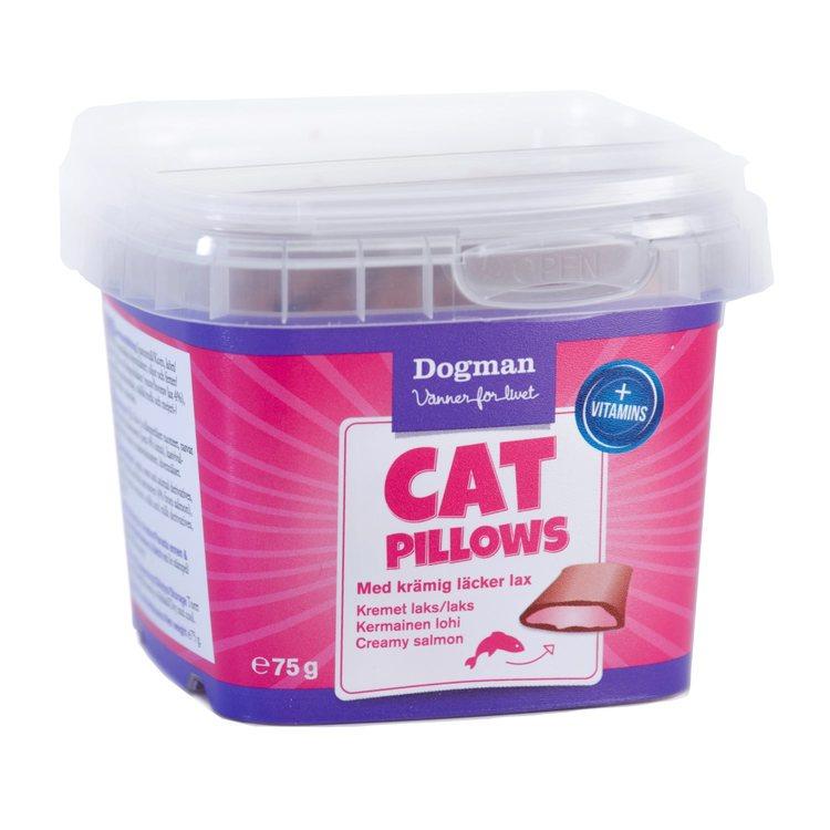 Cat Pillows kyckling/tranbär