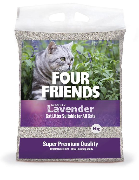Four Friends Lavender 14kg