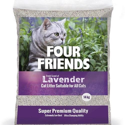 Four Friends Lavender 14kg