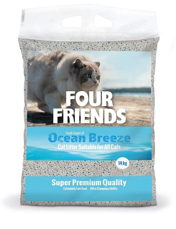 Four Friends Ocean Breeze 14kg