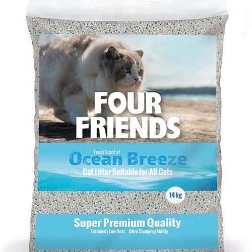 Four Friends Ocean Breeze 14kg