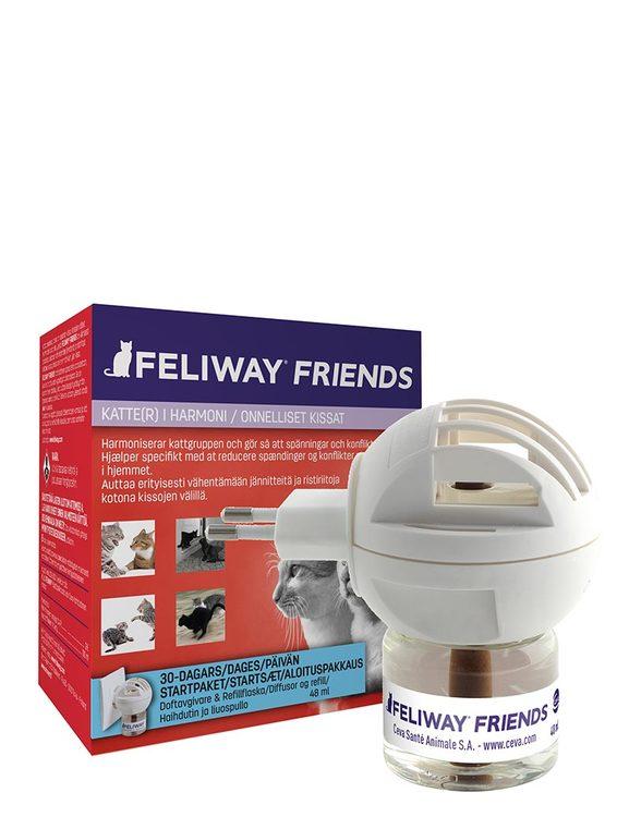 Feliway Friends Doftgivare (startpaket)