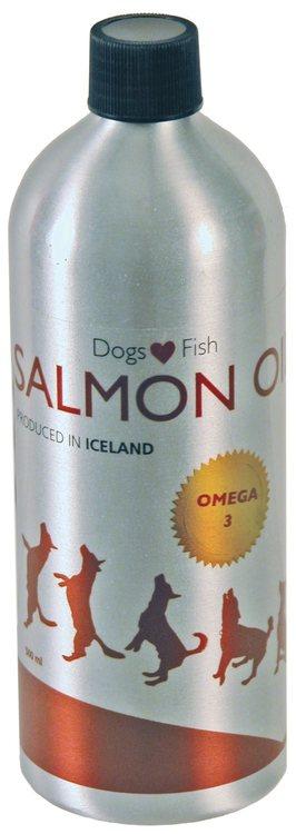 Snackfish Salmon Oil