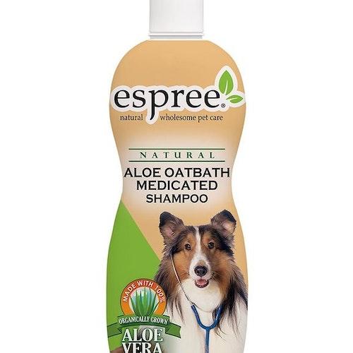Espree Aloe Oatbath Medicated Shampoo
