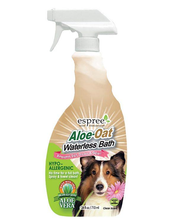 Aloe Oat Waterless Bath
