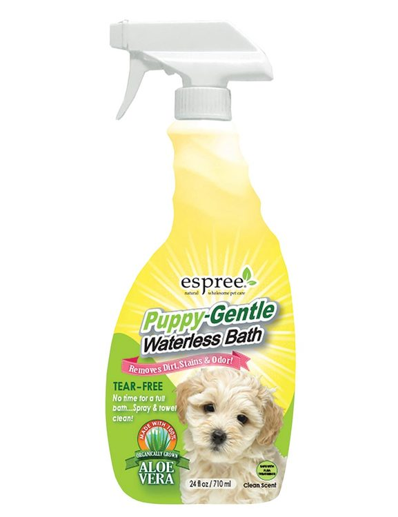 Puppy Waterless Bath