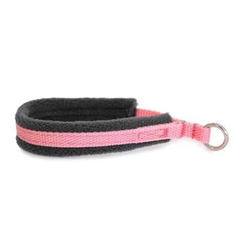 Nomehalsband rosa (för mindre hundar)