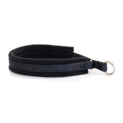 Nomehalsband svart(för mindre hundar)