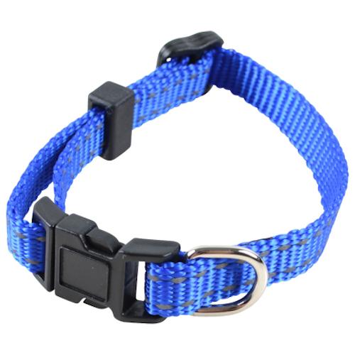 Hundhalsband Puppie blå