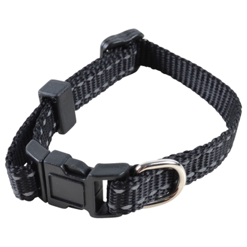 Hundhalsband Puppie svart
