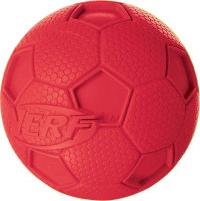 NERF SOCCER SQUEAK BALL small