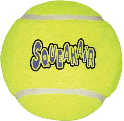 Squeakair tennisboll Large, 8cm