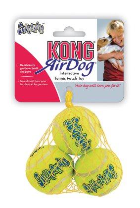 Squeakair tennisboll 3-pack