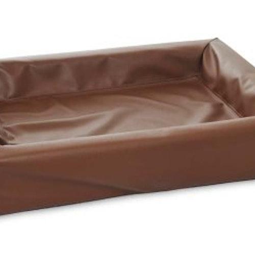 BIA BÄDD fyrkantig, olika storlekar, brun