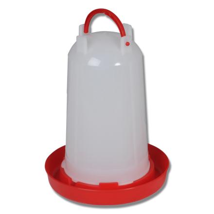 Vattenautomat röd, olika storlekar (1.5-12liter)