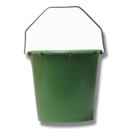 Kalvhink 7 liter grön, styckvis/10pack